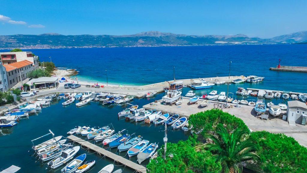 Slatine Town Beaches, Slatine Bay, Split Riviera (1 (50)