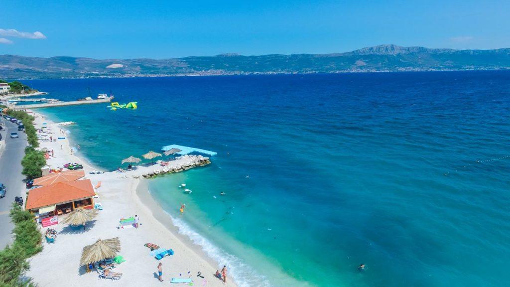 Slatine Town Beaches, Slatine Bay, Split Riviera (1 (7)