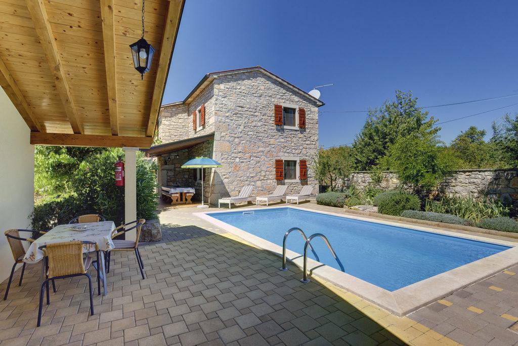 Villa Angelo, near Porec, Istria (14)