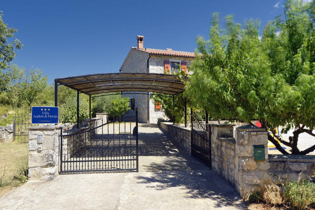 Villa Angelo, near Porec, Istria (19)