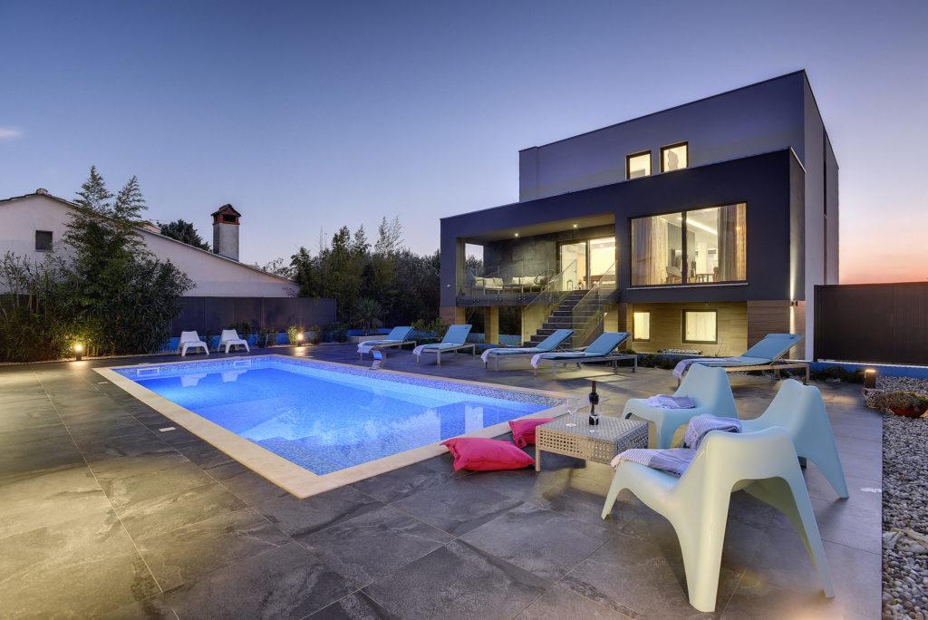 Villa Hermoine, Banjole, Istria (5)