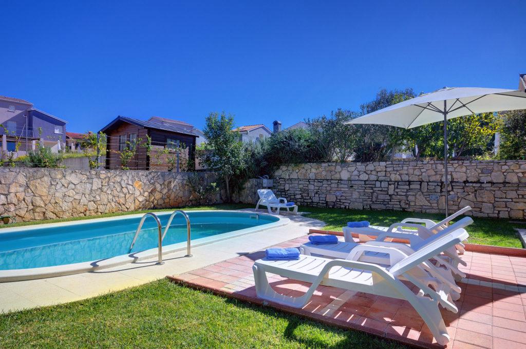 Villa Yolande, Banjole, Istria (1)