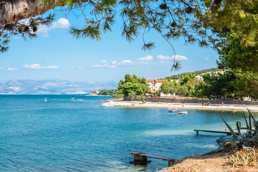 Arbanija Beach, Arbanija, Split (11)