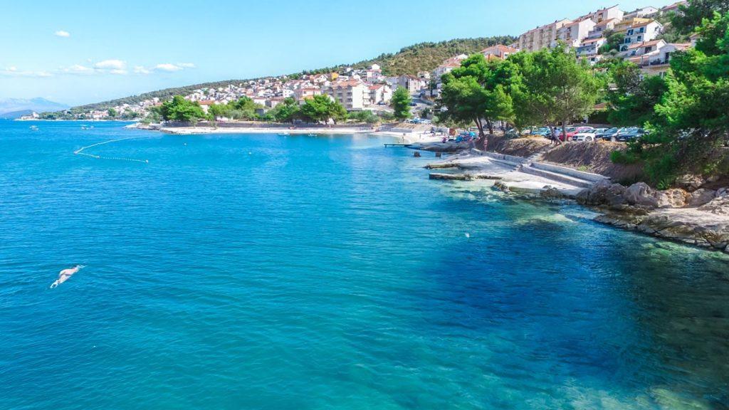Arbanije Beach, Arbanija, Split Riviera (23)