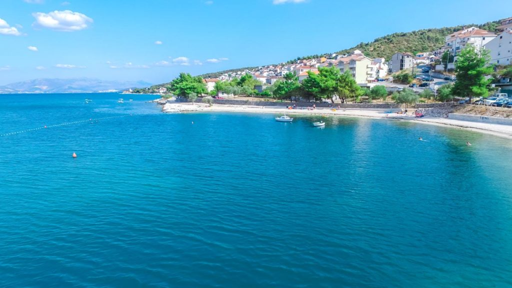 Arbanije Beach, Arbanija, Split Riviera (24)
