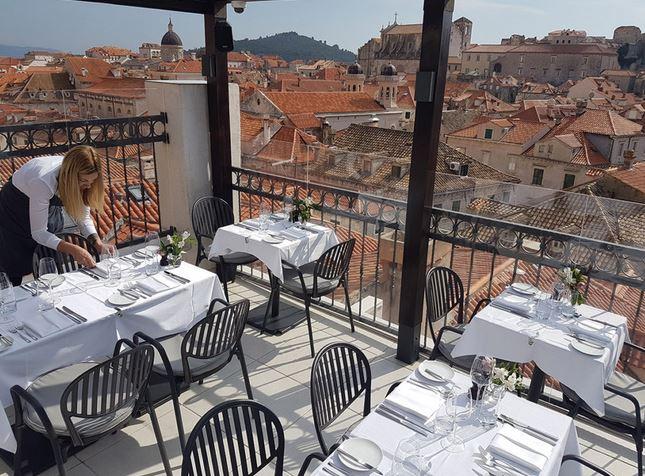 Above 5 Restaurant, Dubrovnik Old Town, Dubrovnik Riviere 1