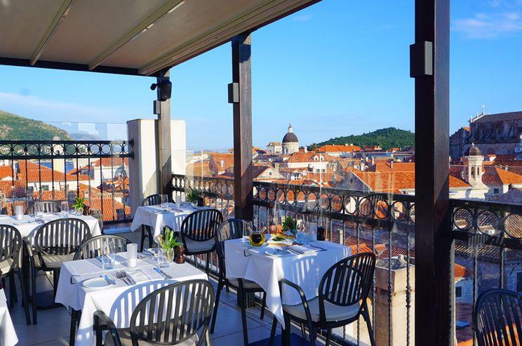 Above 5 Restaurant, Dubrovnik Old Town, Dubrovnik Riviere 5