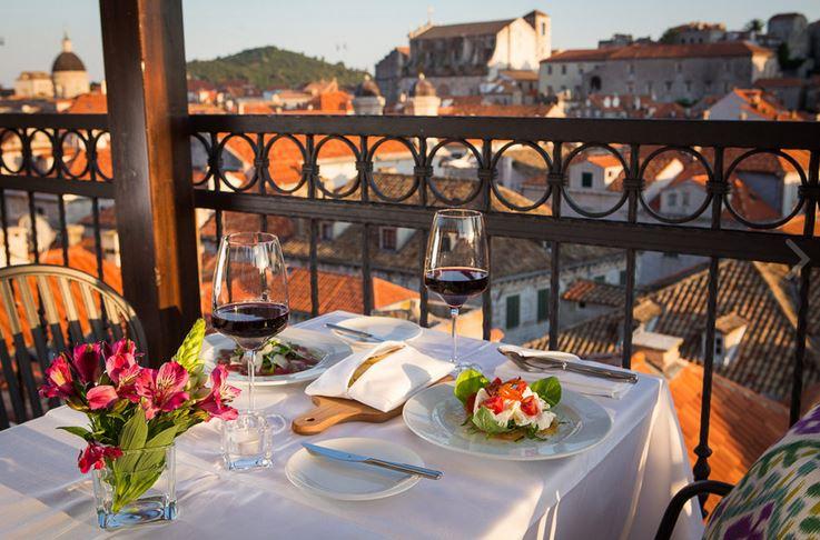 Above 5 Restaurant, Dubrovnik Old Town, Dubrovnik Riviere 6