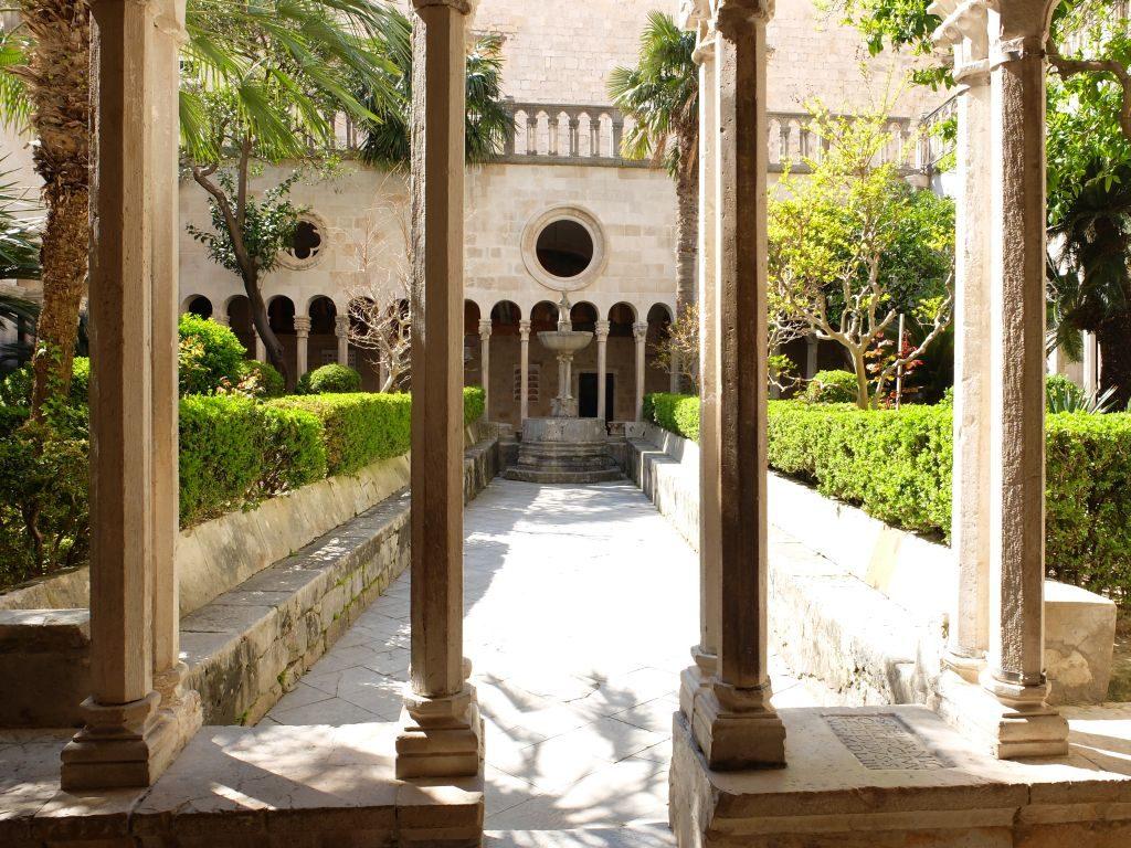 Dominican Monastery Dubrovnik (1)