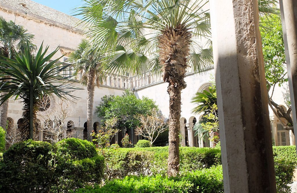 Dominican Monastery Dubrovnik (2)
