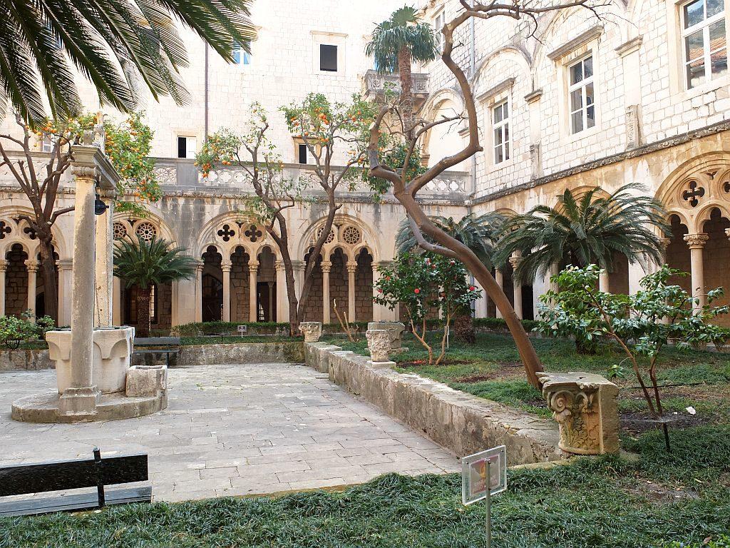 Dominican Monastery Dubrovnik (3)