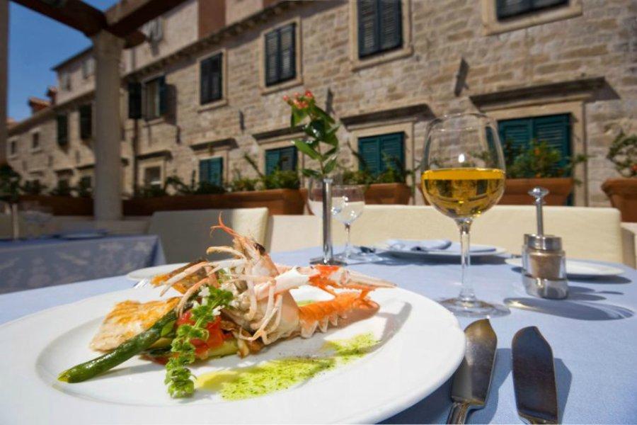 Dubrovnik Old Town Restaurant