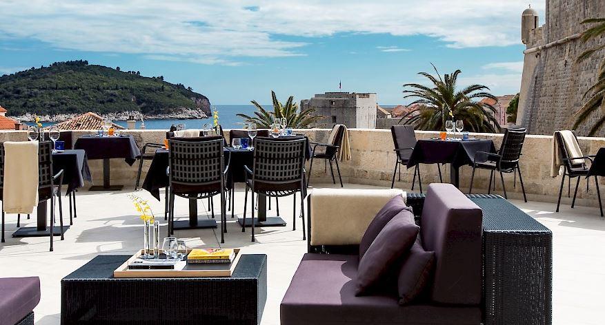 Takenoko Restauran, Dubrovnik old Town, Dubrovnik Riviera 1