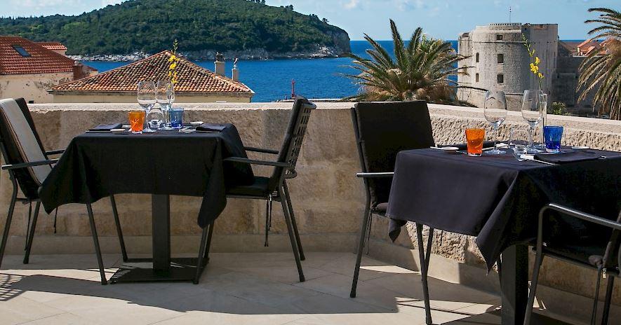 Takenoko Restauran, Dubrovnik old Town, Dubrovnik Riviera 2