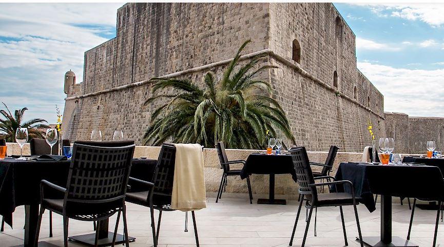 Takenoko Restauran, Dubrovnik old Town, Dubrovnik Riviera 3