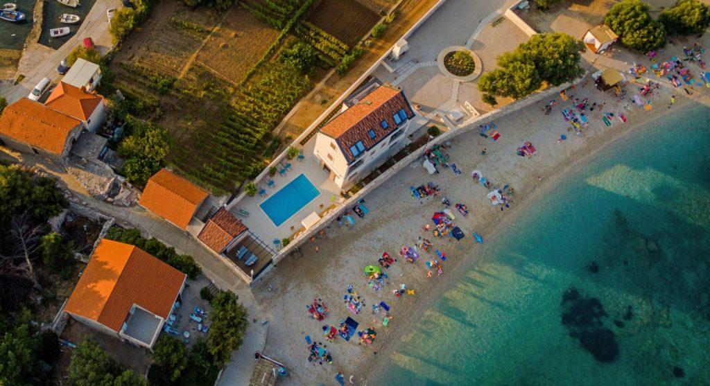 Villa Spring, Prizba, Korcula Island (3)