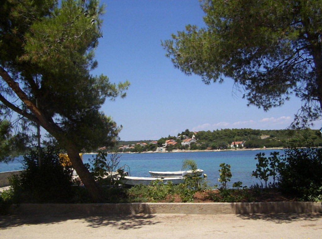 3)View from outside the villa (2)
