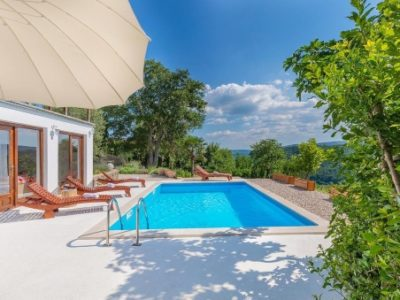 Villa Silvana, Near Rabac, Istria TH