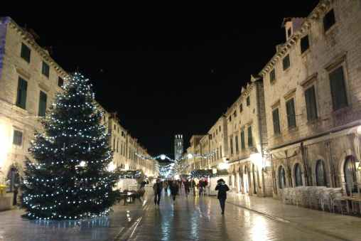 Xmas Advent New Year Dubrovnik TH