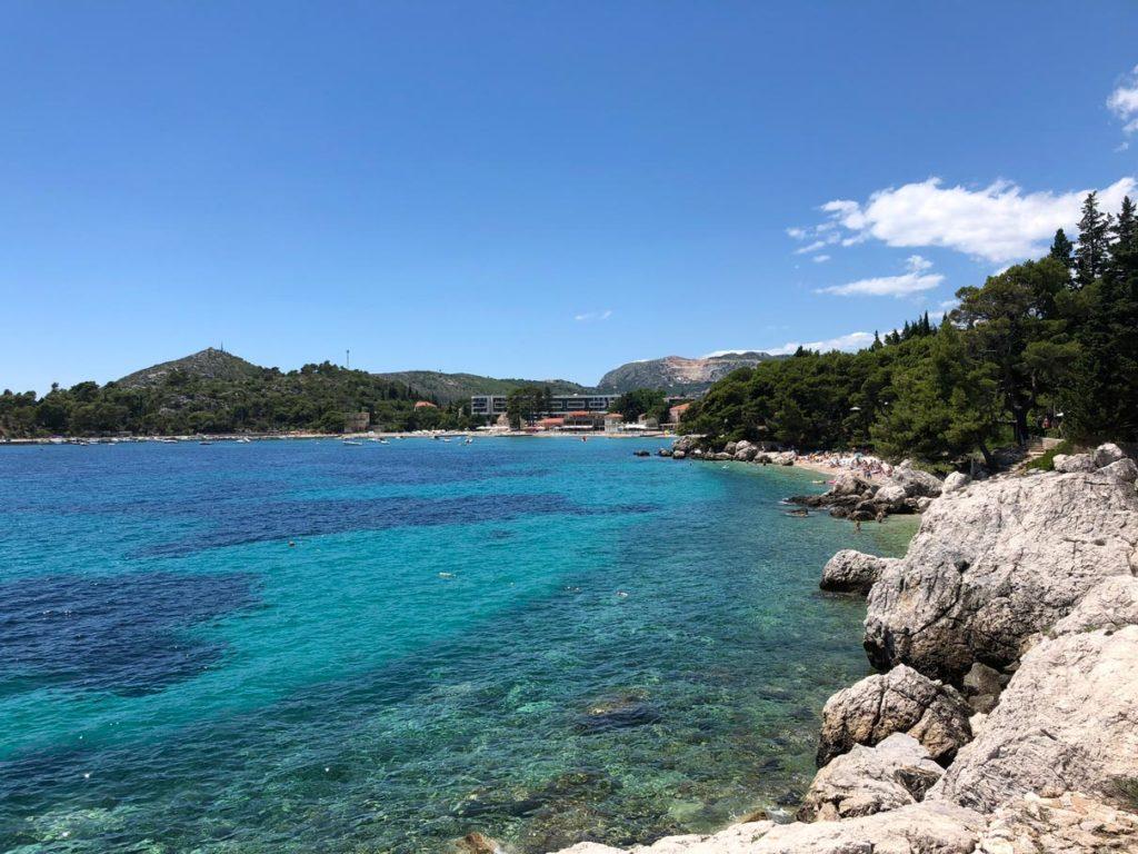 Mlini Bay Beach, Dubrovnik Riviera (1)