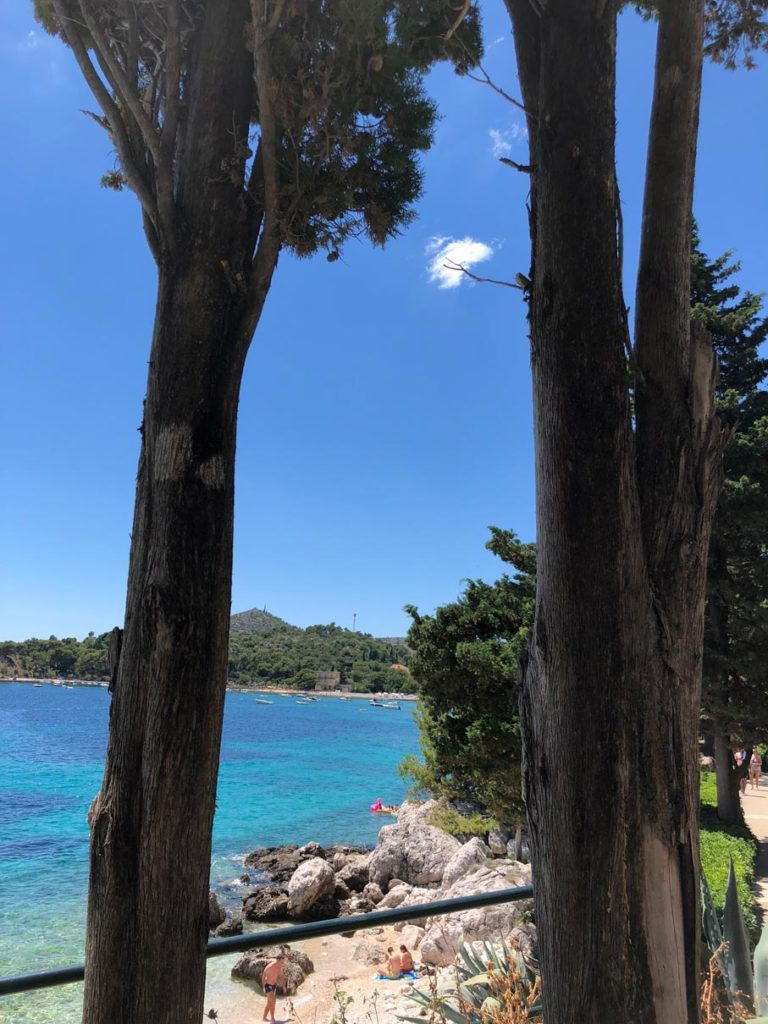 Mlini Bay Beach, Dubrovnik Riviera (2)