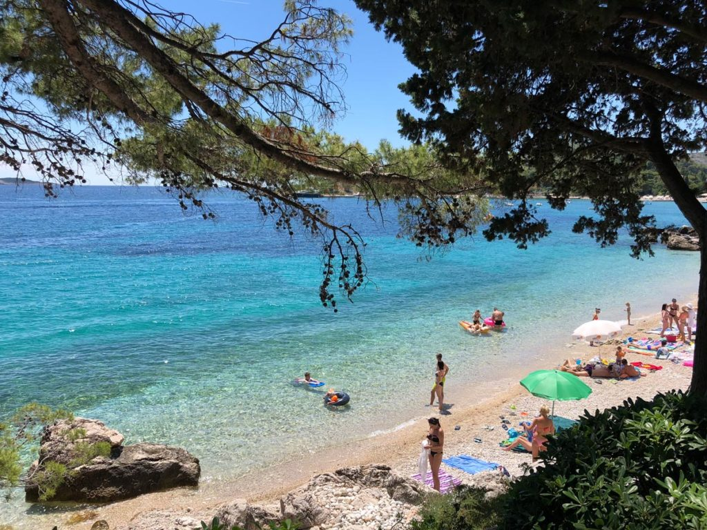 Mlini Bay Beach, Dubrovnik Riviera (5)
