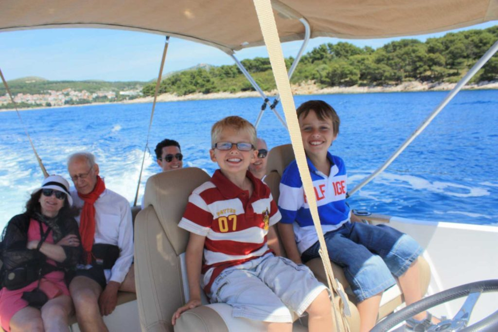 Boat Excursion to Hvar Island from Split