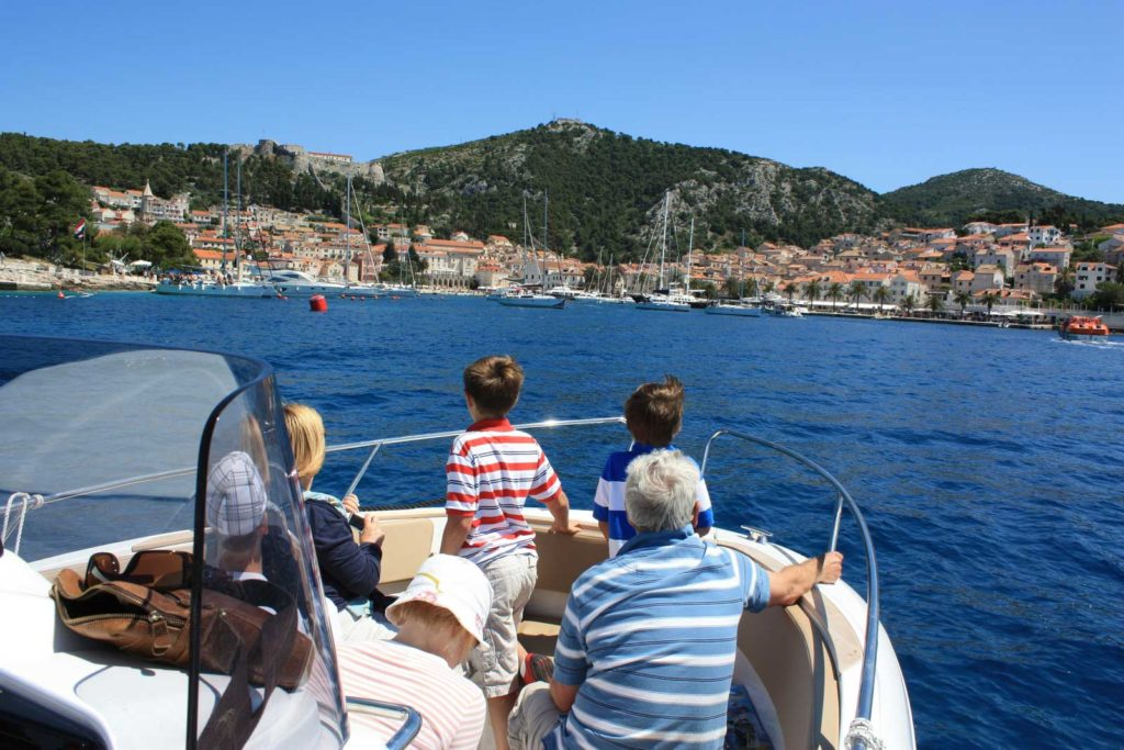 Boat Excursion to Vis Island from Split