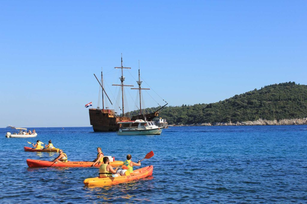 Dubrovnik Old Town Kayaks(293)