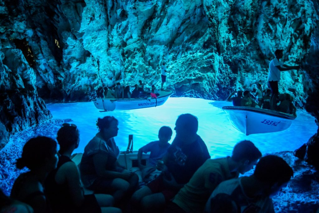 Blue Cave Vis Excursion - Croatia Gems (1)