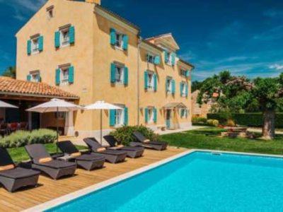 Villa Donatela, near Novigrad, Istria TH