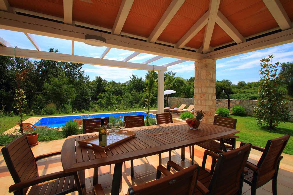 Villa Quatro, Near Barban, Istria (3)