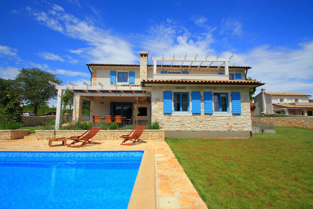 Villa Quatro, Near Barban, Istria (37)