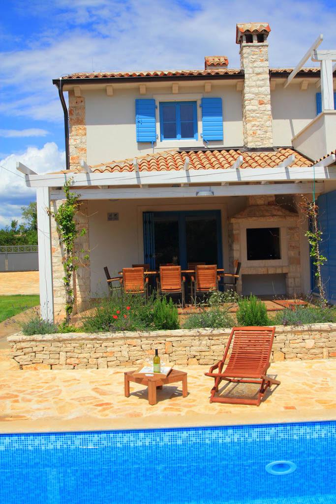 Villa Quatro, Near Barban, Istria (45)
