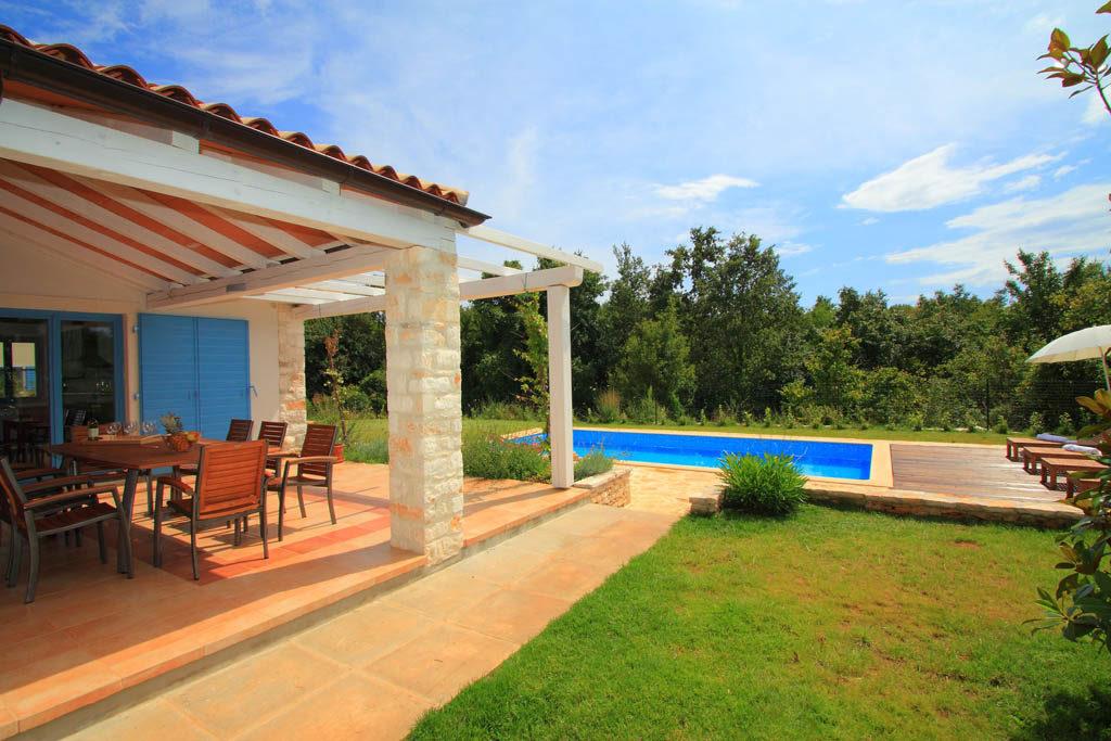 Villa Quatro, Near Barban, Istria (50)