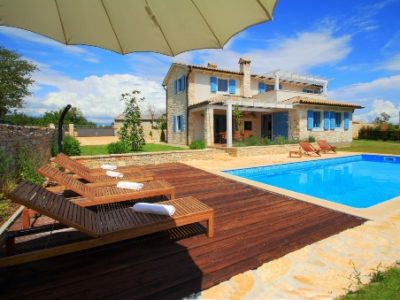 Villa Quatro, Nr Barban, Istria TH