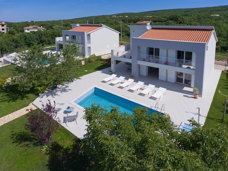 Villa Sweet, Near Labin, Istria (2)