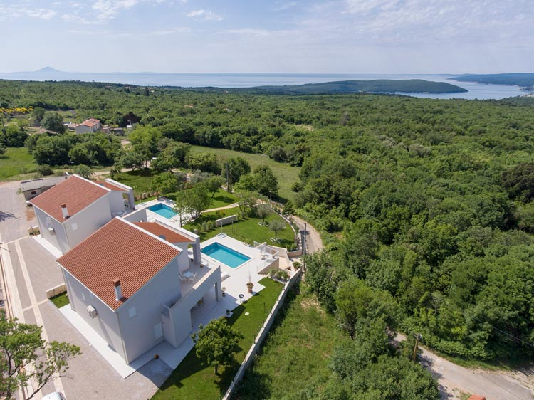 Villa Sweet, Near Labin, Istria (3)