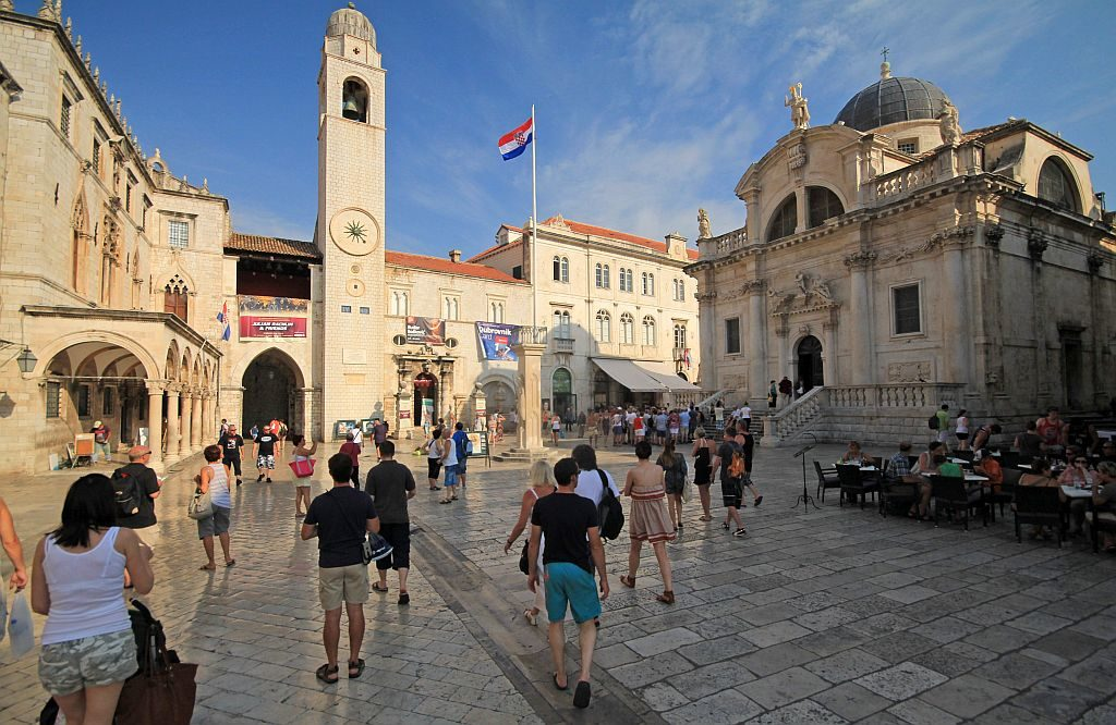 Walking Tour in the Old Town of Dubrovnik (2)