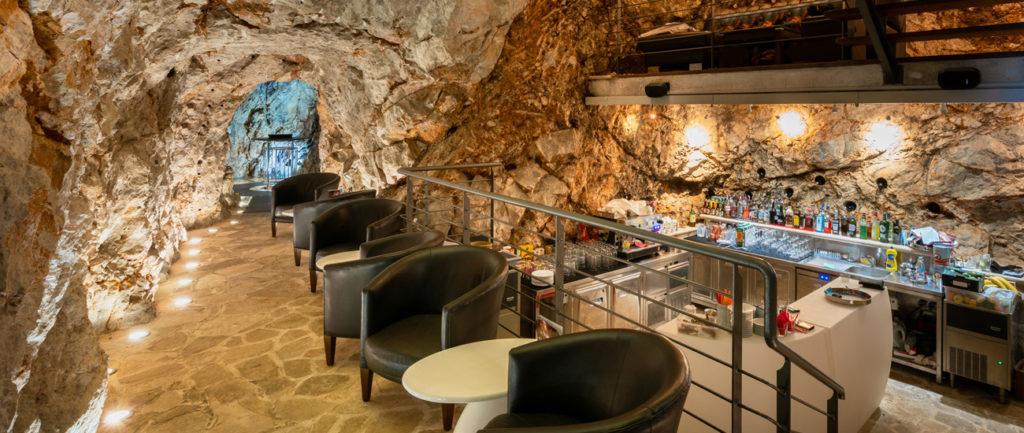 Cave Bar, Hotel More, Lapad Bay, Dubrovnik Riviera1