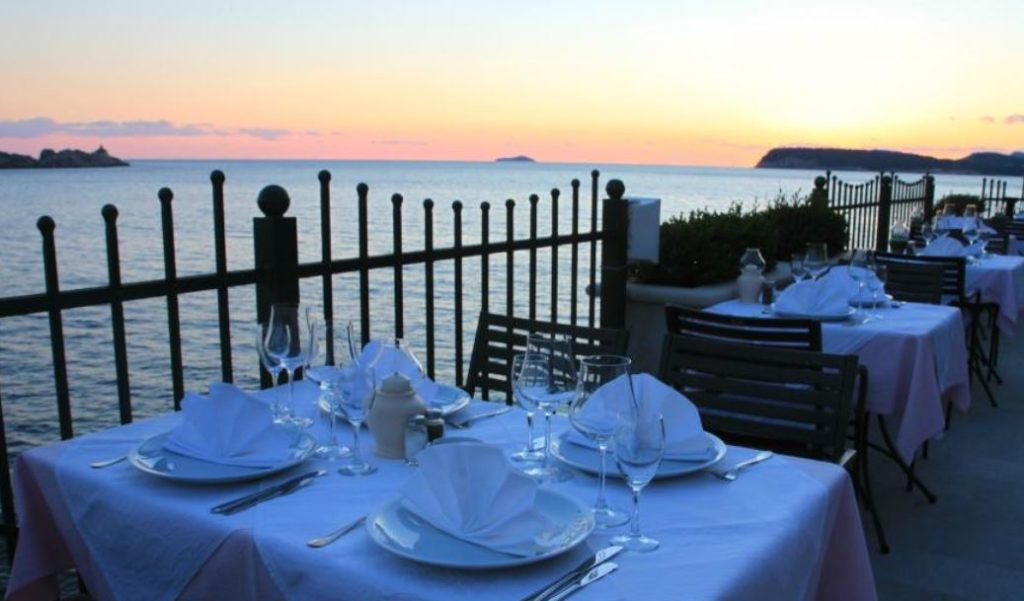 Restaurant Levenant, Lapad Bay, Dubrovnik Riviera