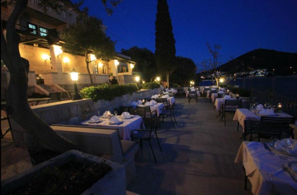 Restaurant Levenant, Lapad Bay, Dubrovnik Riviera 3
