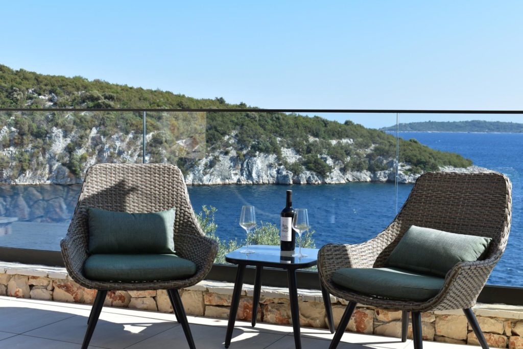 Villa Blue Water 1 A, Vinisce Bay, Split Riviera (1)