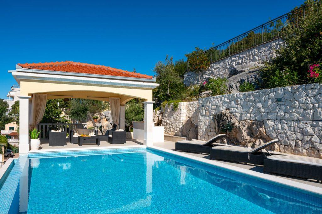 Villa-Sunshine,-Vinisce-Bay,-Split-Riviera-(29)