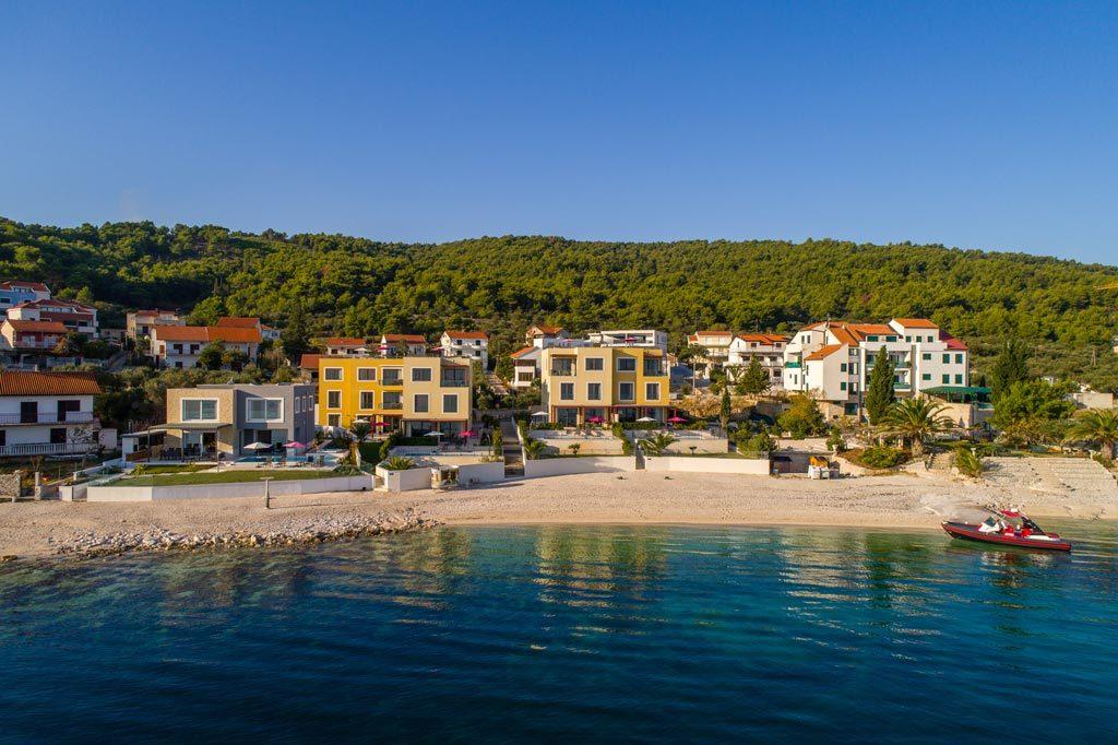 Villas Cinquento, Slatine Bay, Split Riviera (1)