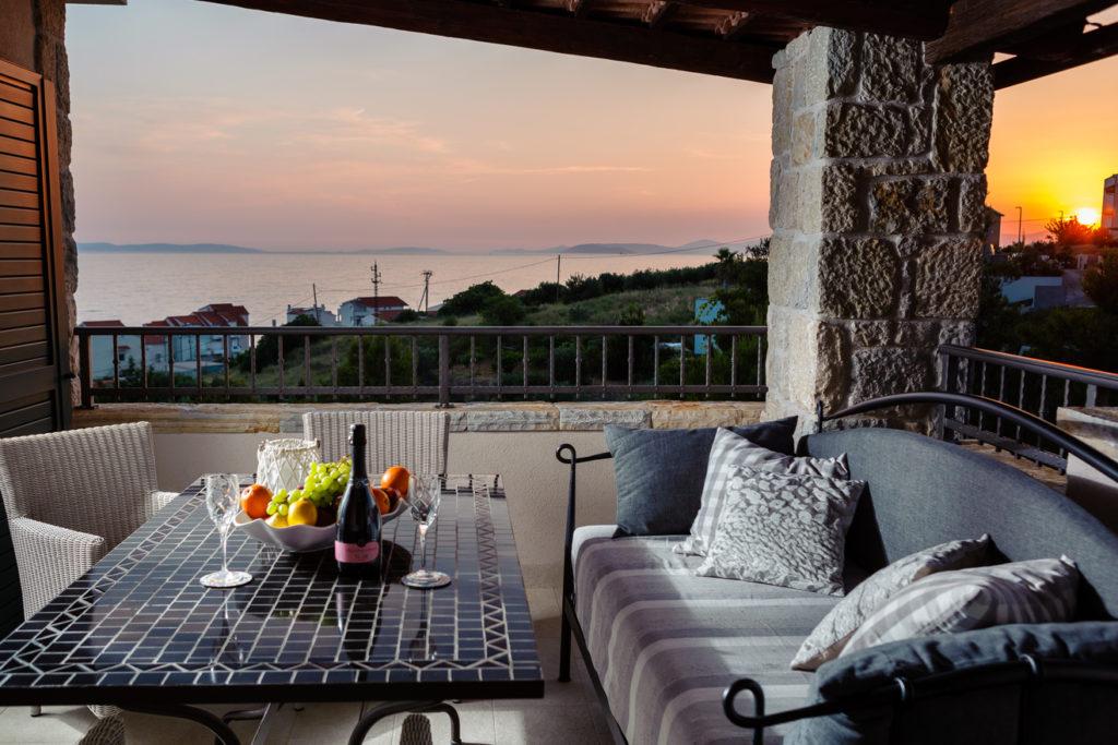 Villa Delta Podstrana Split Riviera 1JPG