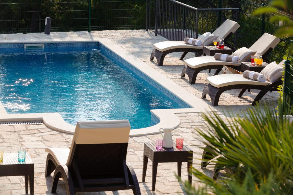 Villa Delta Podstrana Split Riviera 4JPG