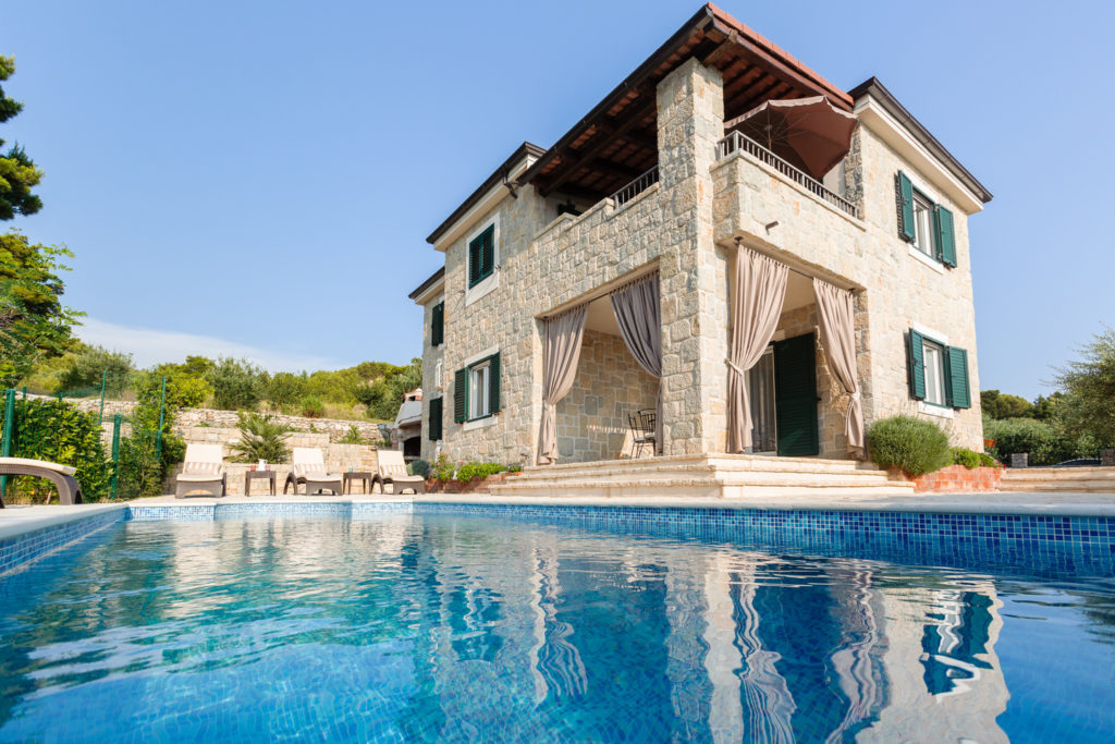 Villa Delta Podstrana Split Riviera 5JPG