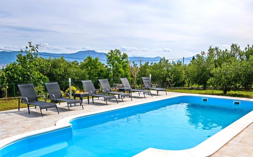 Villa Marijana, Arbanija, Ciovo, Trogir, Split Riviera (211)