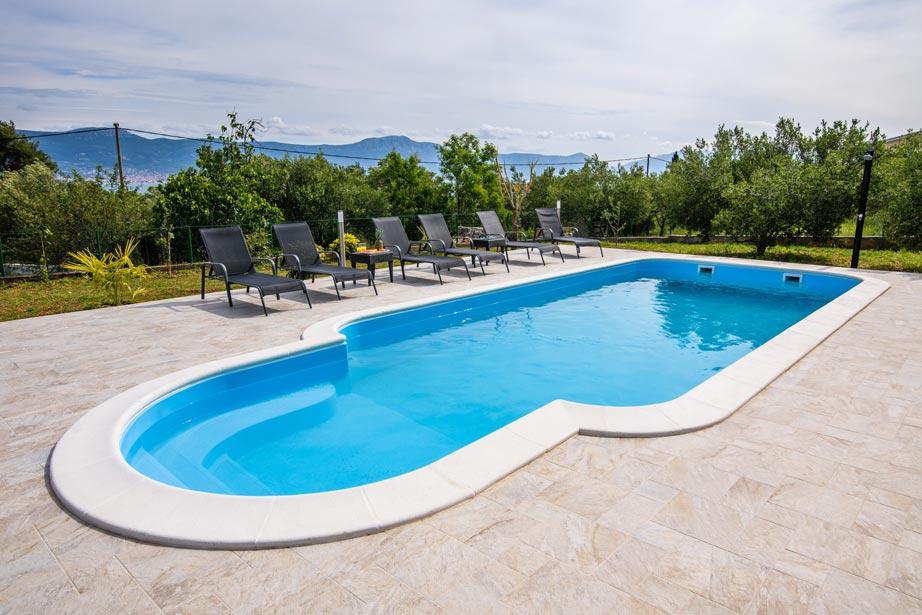 Villa Marijana, Arbanija, Ciovo, Trogir, Split Riviera (224)